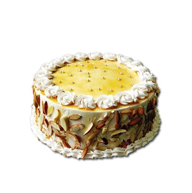 Butterscotch Cake 001