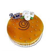 Butterscotch Cake 003